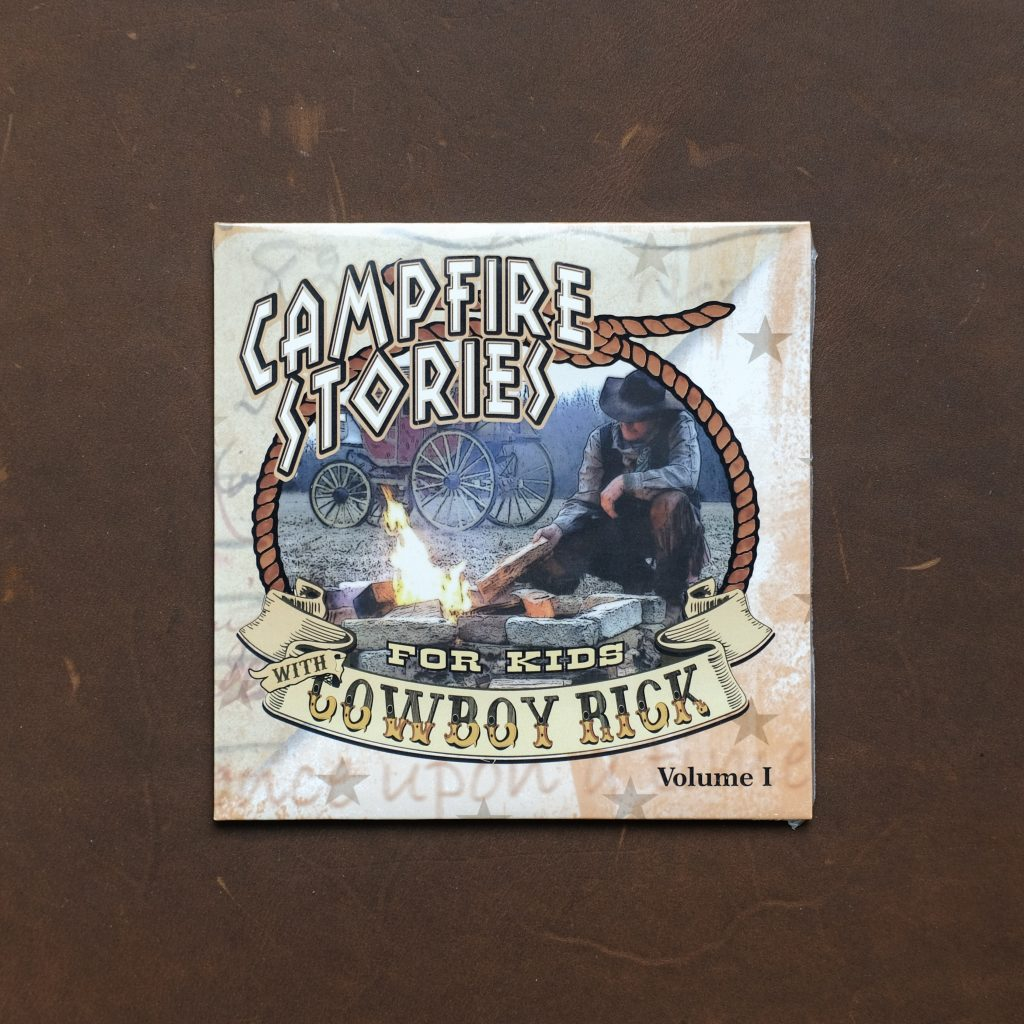 Campfire Stories Vol  1 - The Stagecoach Journey